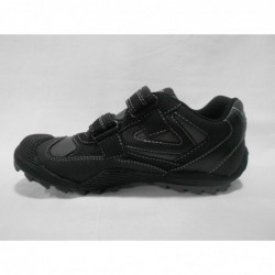 Zapatilla Geox JRSAVAGE B Black Junior Scarpe