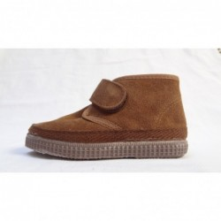 Bota Serraje Unisex Velcro NATURAL WORLD